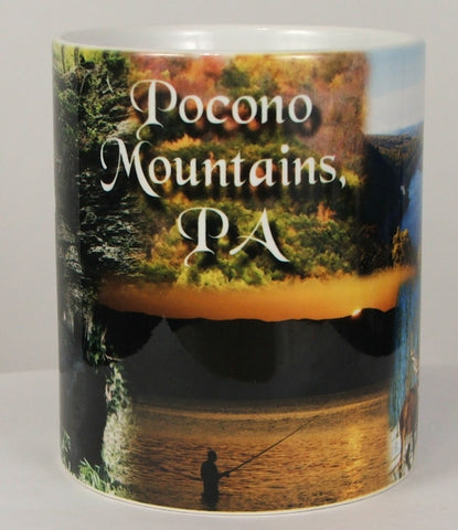 Pocono Mountains Souvenir
