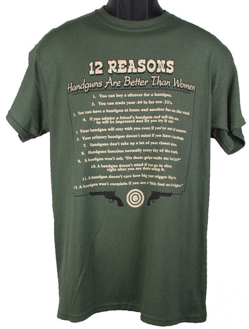 12 Reasons Short Sleeve Tee Shirt