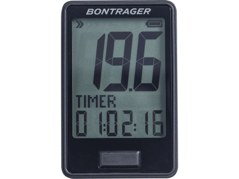 Bontrager RIDE time Computer