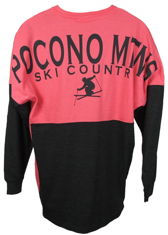 Pocono Mountains Long Sleeve Tee