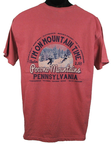 Pocono Mountain Flywheel Tee Shirt