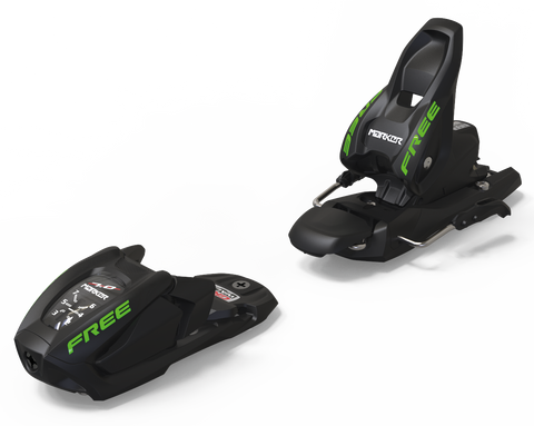 Marker Free 7 Black Ski Binding with 85mm Brake 2017-2018 Season