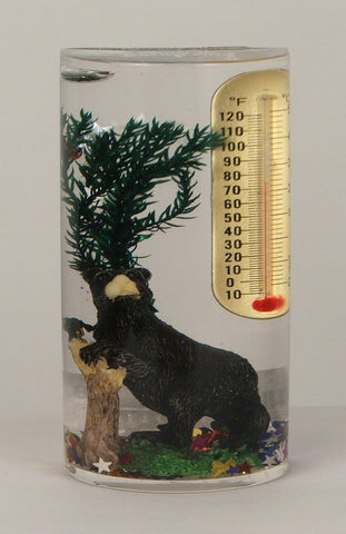 Pocono Mountain Bear Thermometer