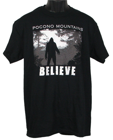 Pocono Mountains Souvenir Tee Shirt