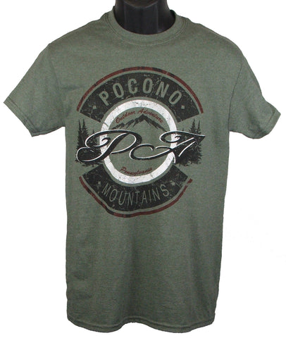 Pocono Mountains Tee Shirt