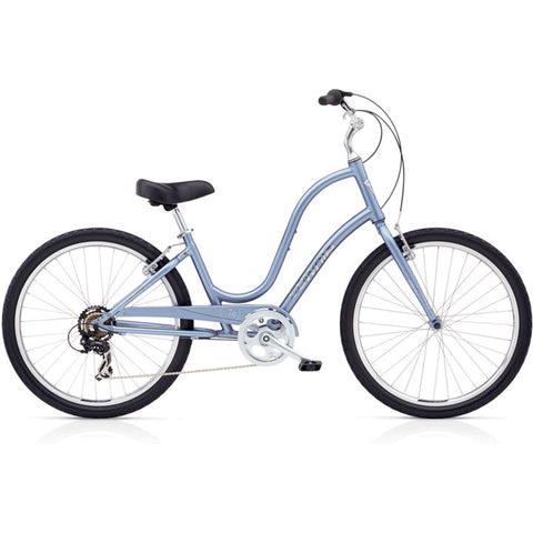 Electra Townie 7D Icy Blue Ladies Bike