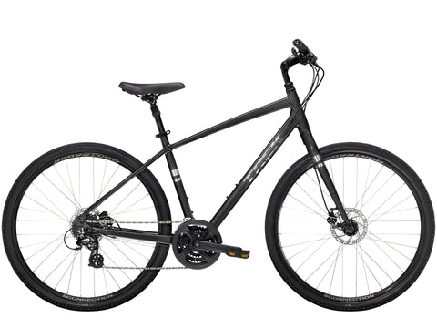 Trek Verve 2 Disc Hybrid Bicycle - 2021