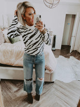 Super Sass Cropped Sweater