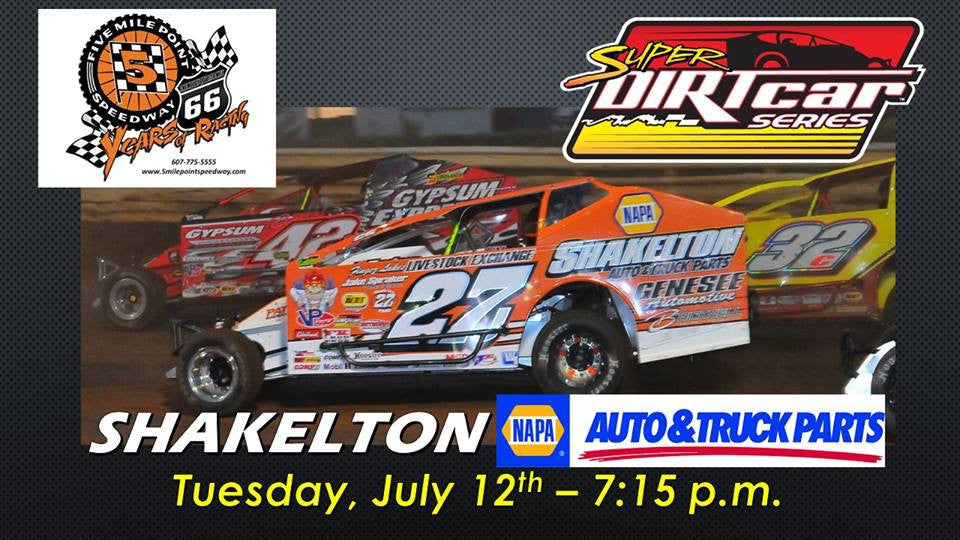 Shakelton Auto & Truck Center Partners with Five Mile Point in 2016