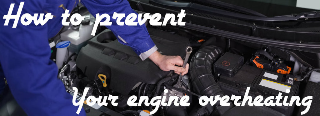 Keep Your Engine Running Cooler