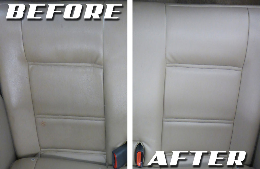 Proper Maintenance for Leather Interiors