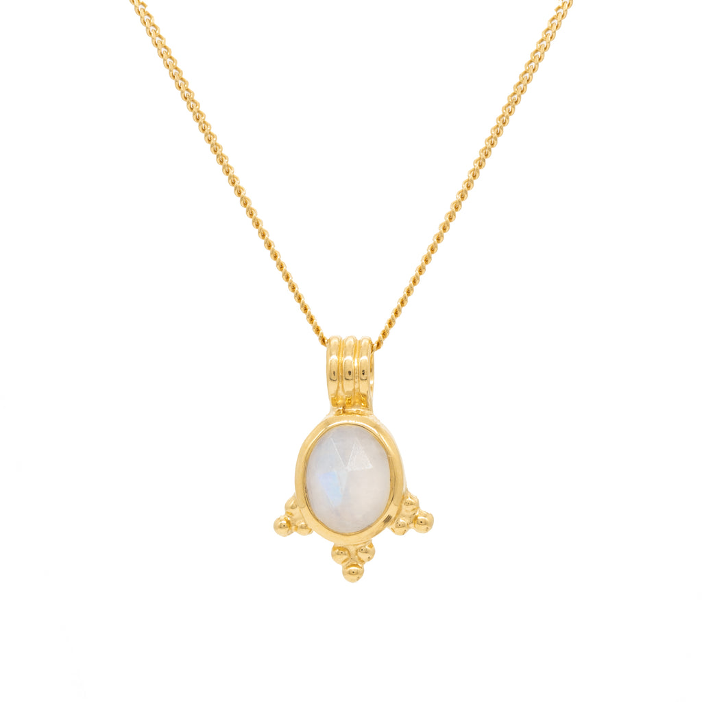 Aurora Necklace Gold