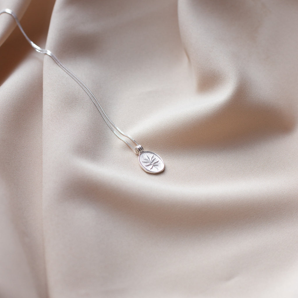 Ceres Necklace Silver
