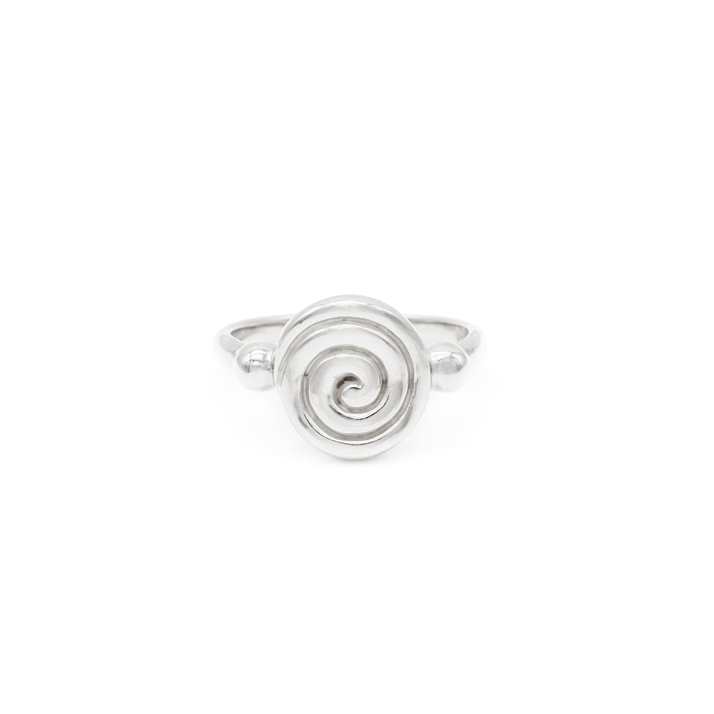 Daphne Ring Silver