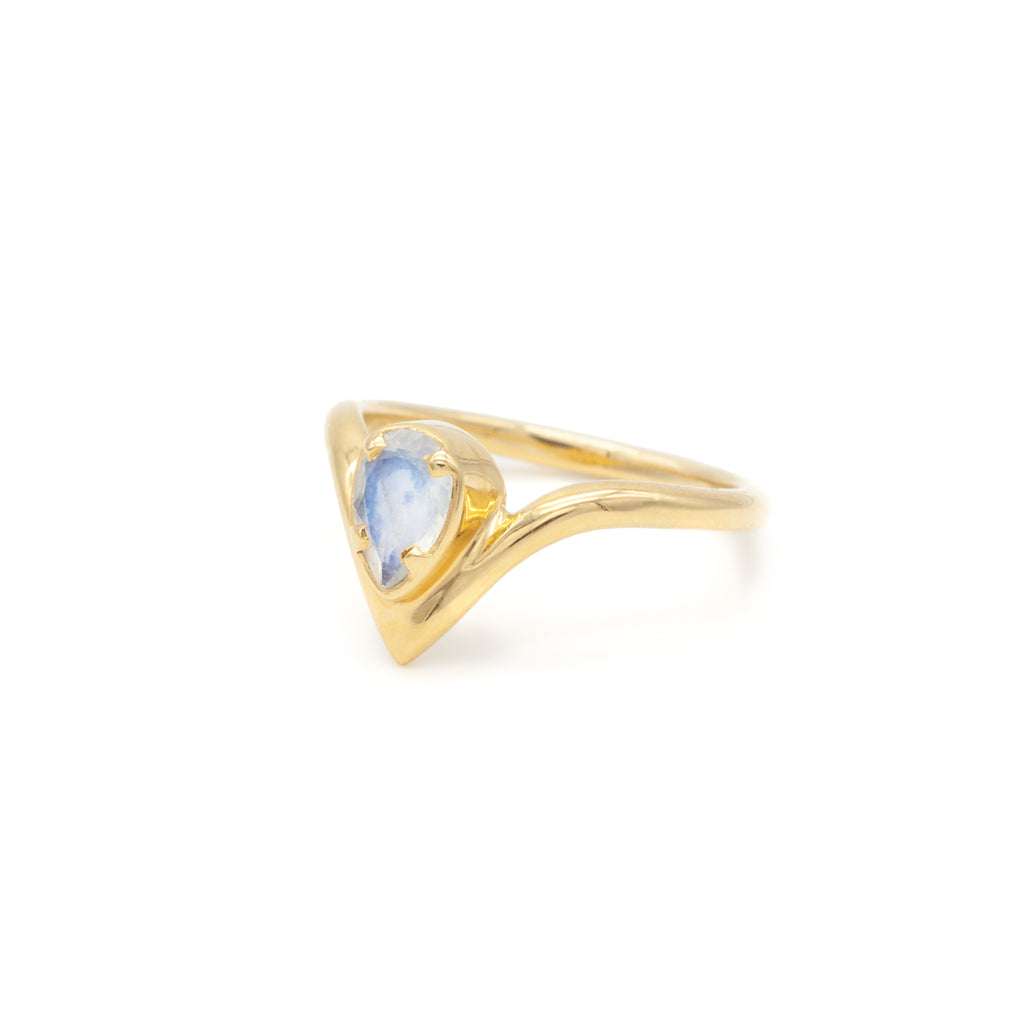 Aletheia Ring Gold