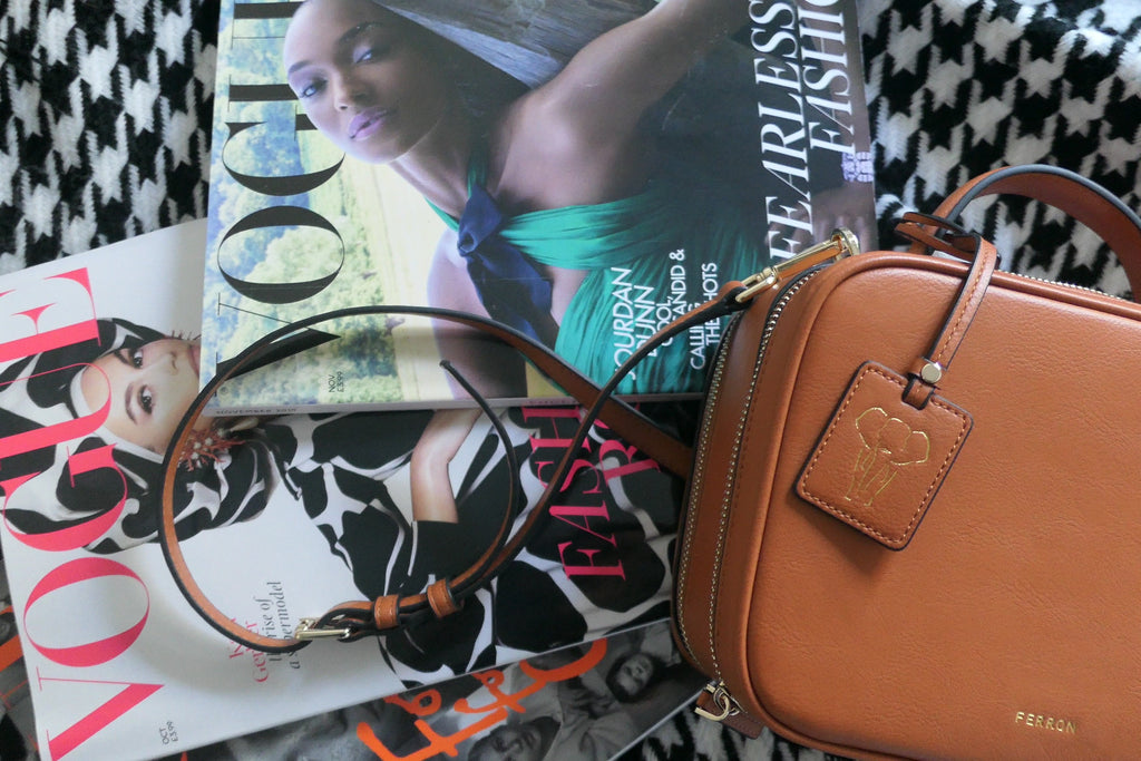 FERRON vegan handbag essentials