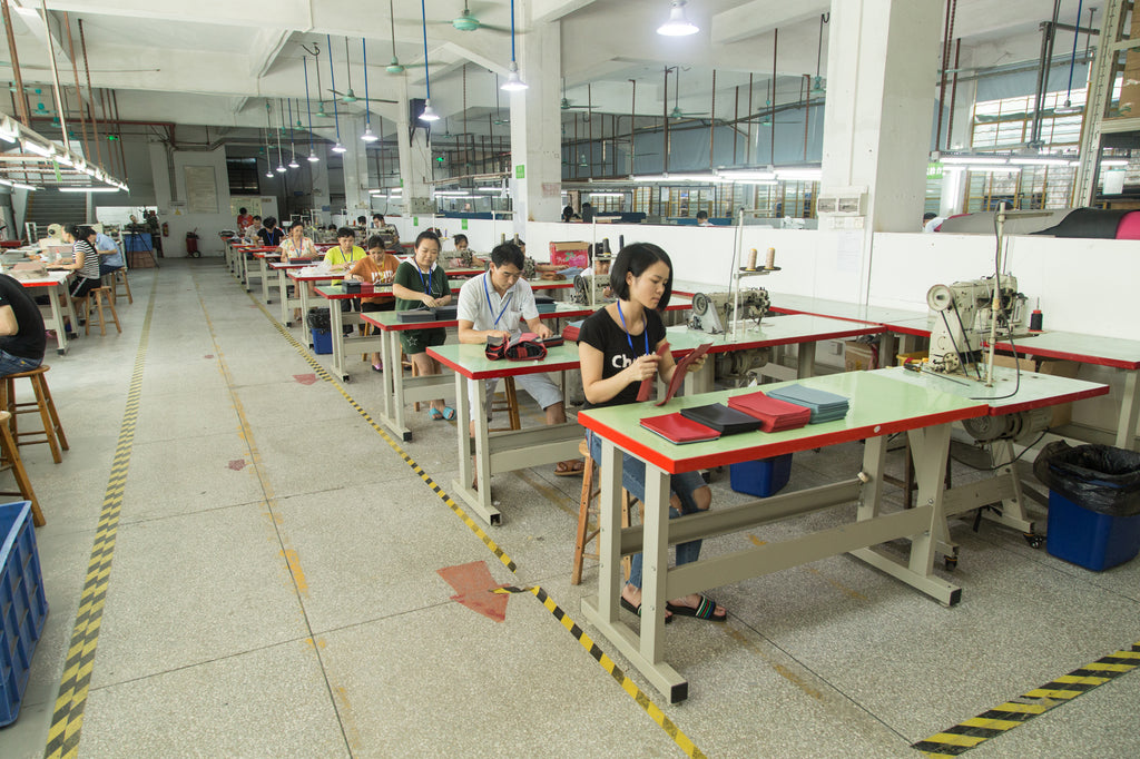 FERRON craftsman factory is based in China