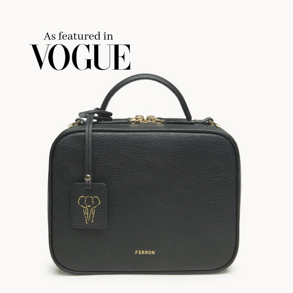 FERRON featured in British Vogue
