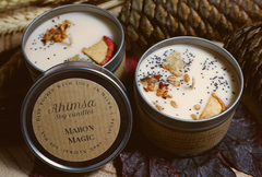 Vegan candles make a perfect Christmas gift