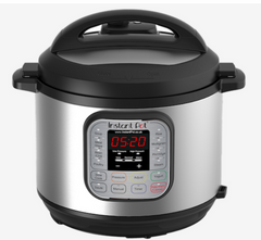 instant pot is one of the necessary gadgets in vegan kitchen
