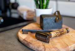 vegan and sustainable reusable razors for men and women