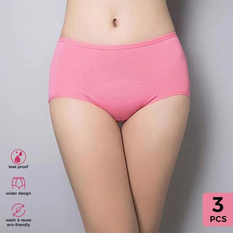 PeriodWear Panties (3-Pack)