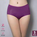 Girly Sales PeriodWear Panties (3-Pack) Purple / S
