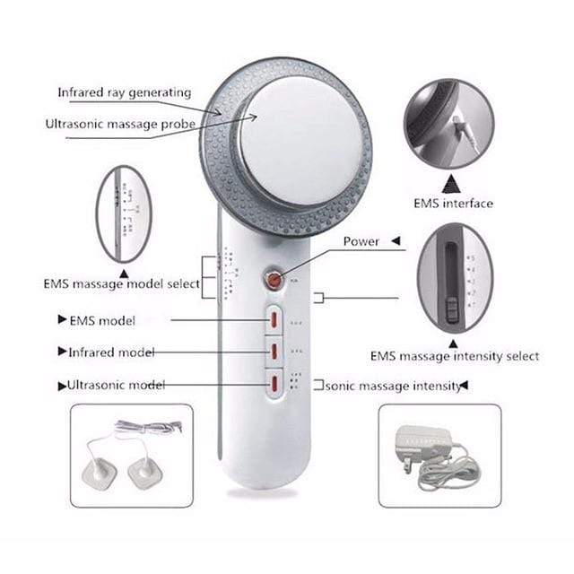 Girly Sales Ultrasonic Cellulite Remover