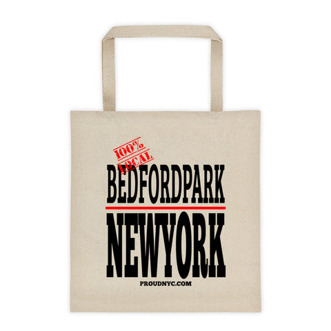 Bedford Park Local Tote bag