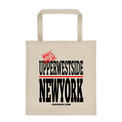 Upper West Side Local Tote bag