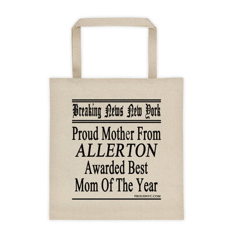 Allerton Best Mom Tote bag