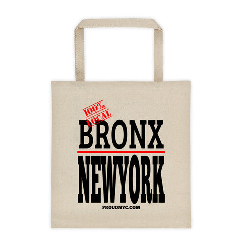 Bronx Local Tote bag