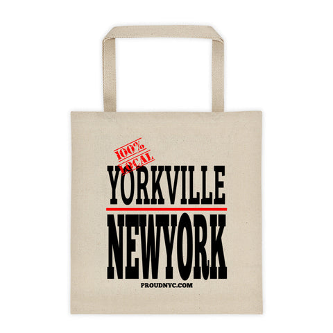 Yorkville Local Tote bag