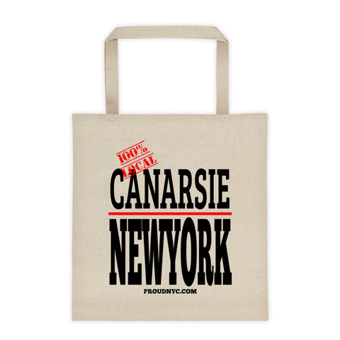 Canarsie Local Tote bag