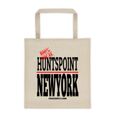 Hunts Point Local Tote bag