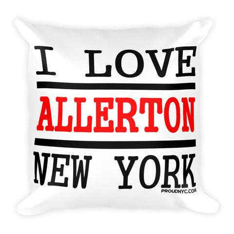 Allerton Love Square Pillow