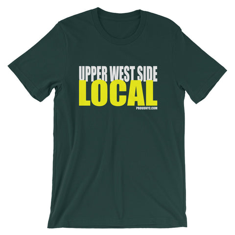 Upper West Side Local Unisex short sleeve t-shirt
