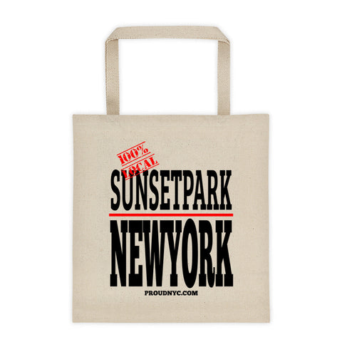 Sunset Park Local Tote bag
