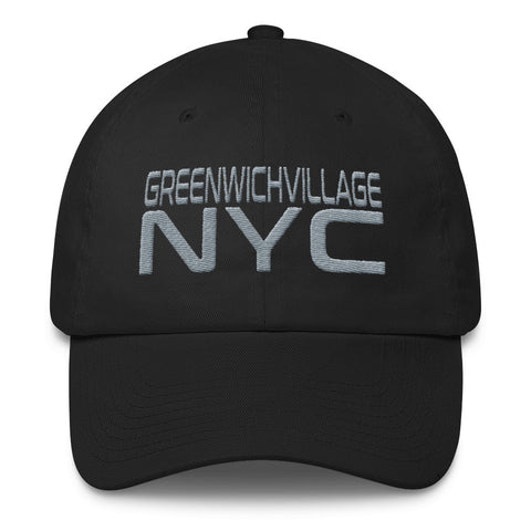 Greenwich Village Cotton Cap