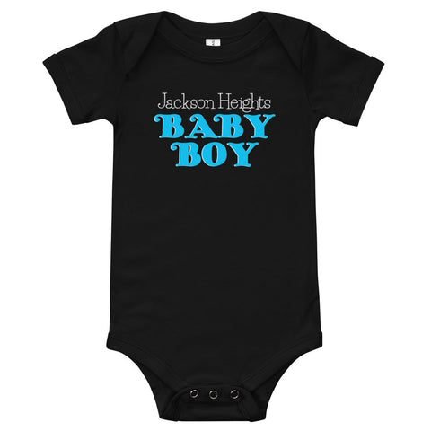 Jackson Heights Baby Boy Bodysuit