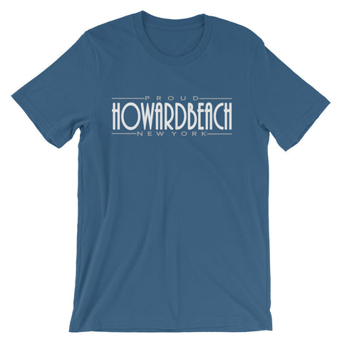 Howard Beach Classic Unisex short sleeve t-shirt