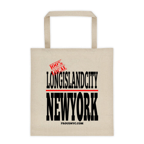 Long Island City Local Tote bag