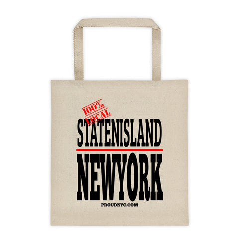 Staten Island Local Tote bag