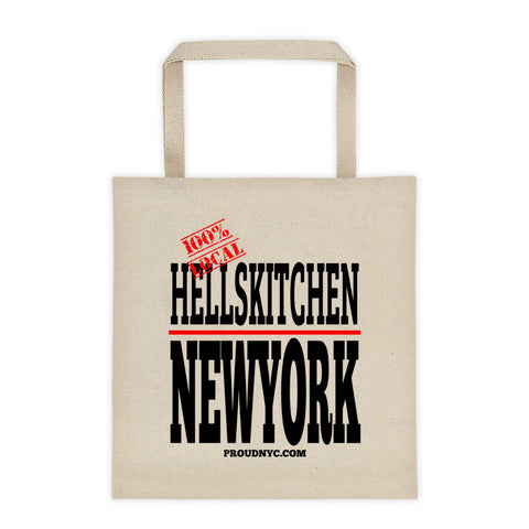 Hells Kitchen Local Tote bag
