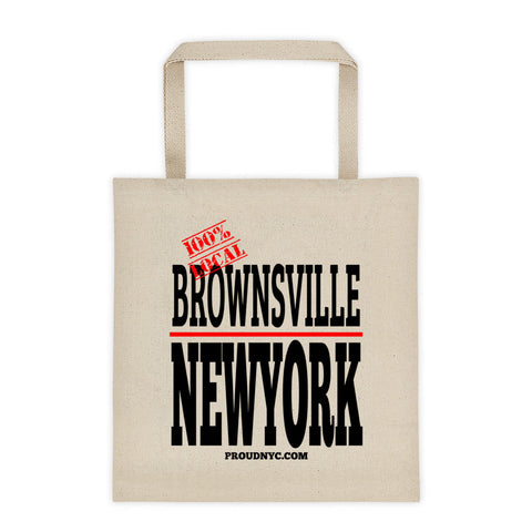 Brownsville Local Tote bag