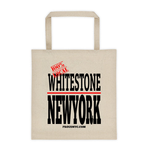 Whitestone Local Tote bag