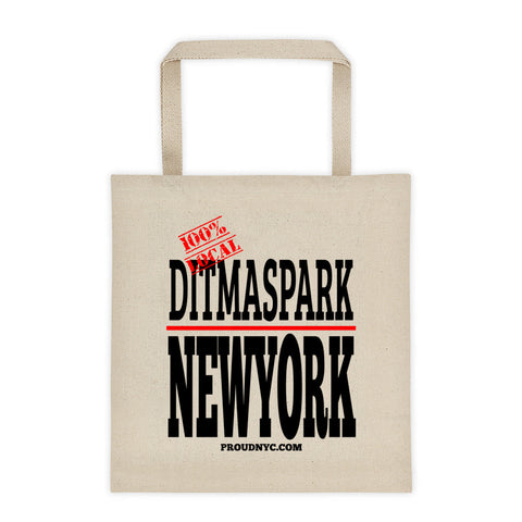 Ditmas Park Local Tote bag