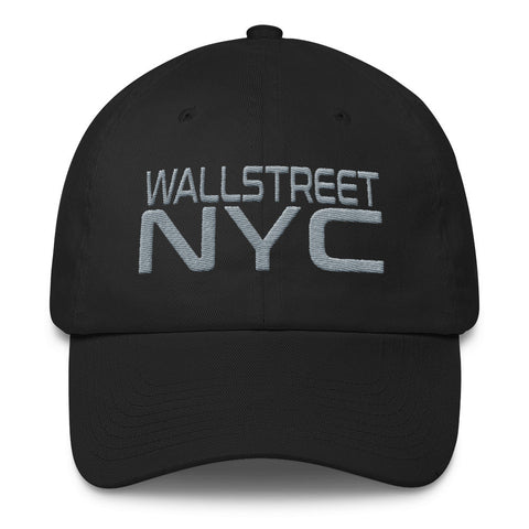 Wall Street Cotton Cap