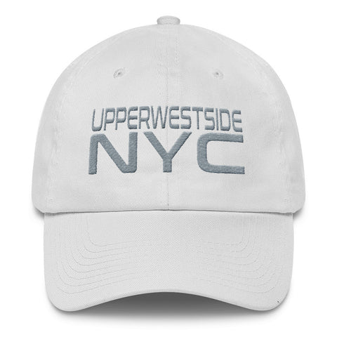 Upper West Side Cotton Cap