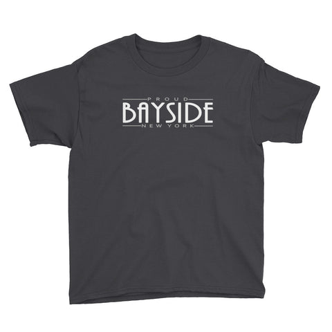 Bayside Classic Youth Short Sleeve T-Shirt